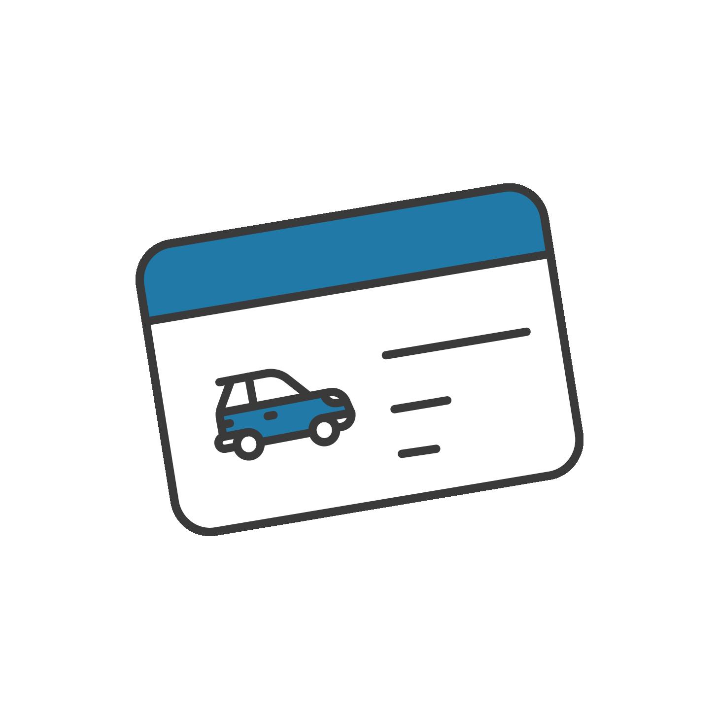 Auto ID Card